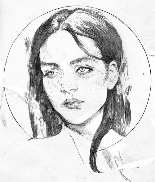 cover illustration for east coast ink magazine