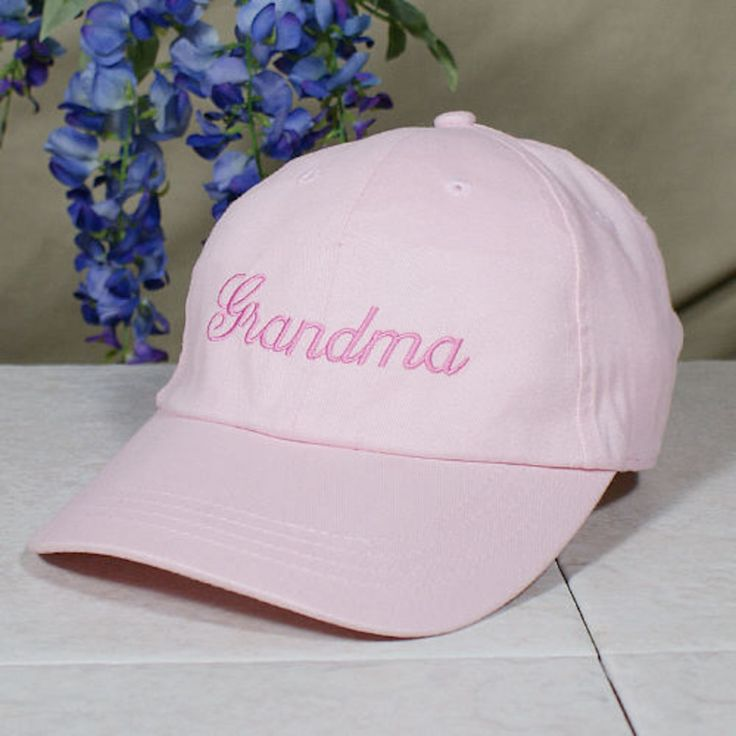 retirement letter to boss%0A Personalized Embroidered Any Name Pink Hat