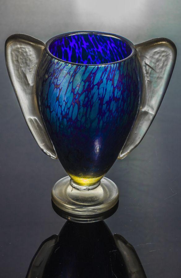 Glass reflection, art noveau by Zdenek Papes on 500px