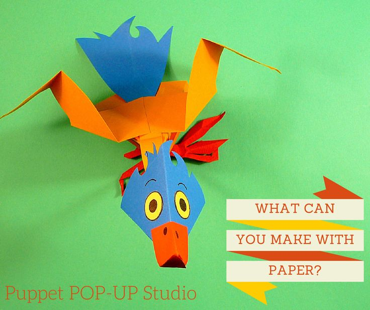 The Paper Challenge, May 16 2015  We created and animated puppets from paper.  http://wppuppet.com/puppet-pop-up-studio/