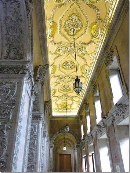 Palácio da Bolsa - Corredores