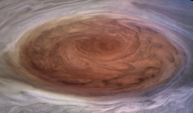 Juno reveals Solar System's largest storm like never seen ...