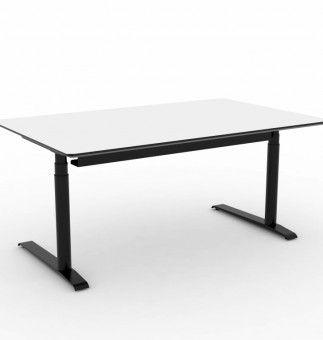 Quadro skriveborde med hæve-sænke funktion | Cube Design