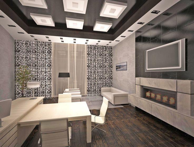 Дизайн рабочего кабинета.. #inscale #inscalestudio  #interiordesign #designstudio #interior #design #decor #luxuryinterior #luxury / дизайн интерьера / студия интерьера / интерьер / дизайн офиса