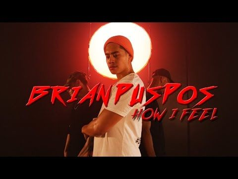 Brian Puspos Choreography | How I Feel by Roy Woods | @roywoods @brianpuspos | STEEZY Studio - YouTube