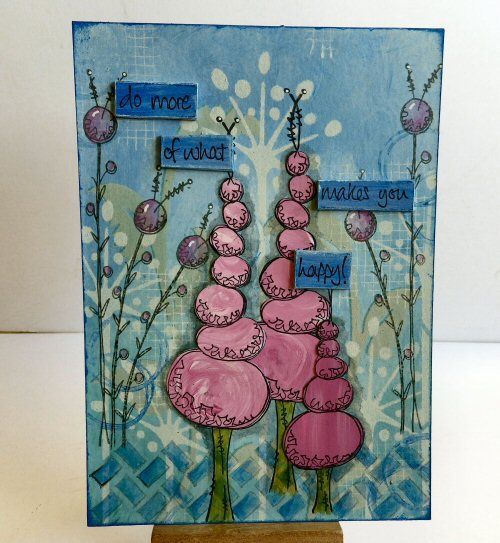 Stamping Sue Style: New JOFY stamps at PaperArtsy !