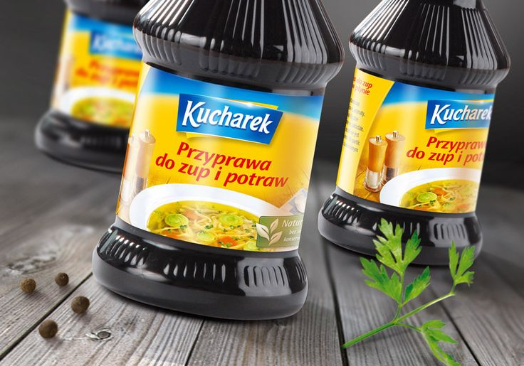 Kucharek Bouillon Cubes & Seasoning on Behance