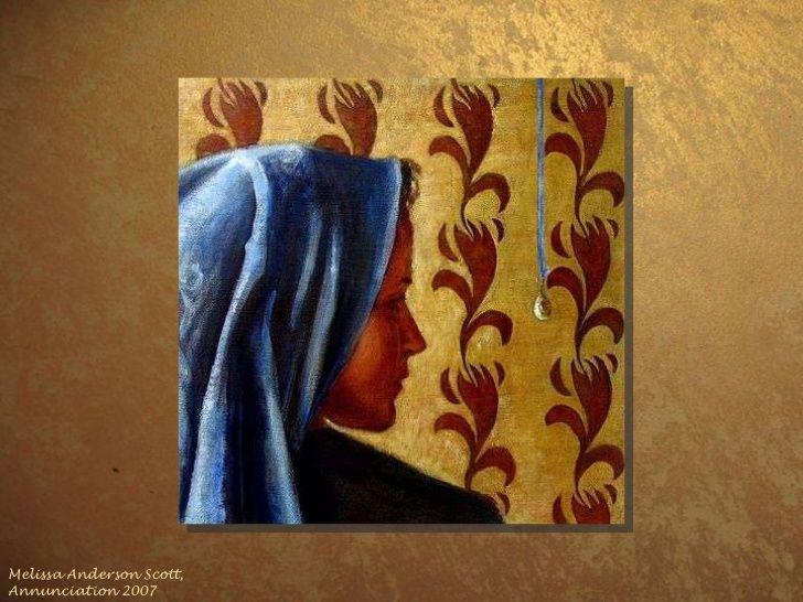 Annunciation | Melissa Anderson Scott | 2007