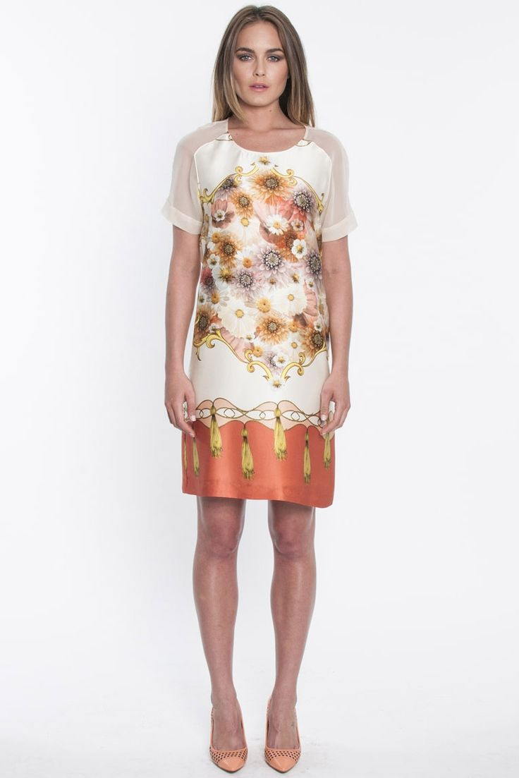 SPLIT PERSONALITY Dress - FLOWER POWER TCSUMMER2013 : Trelise Cooper Dresses : Trelise Cooper Online