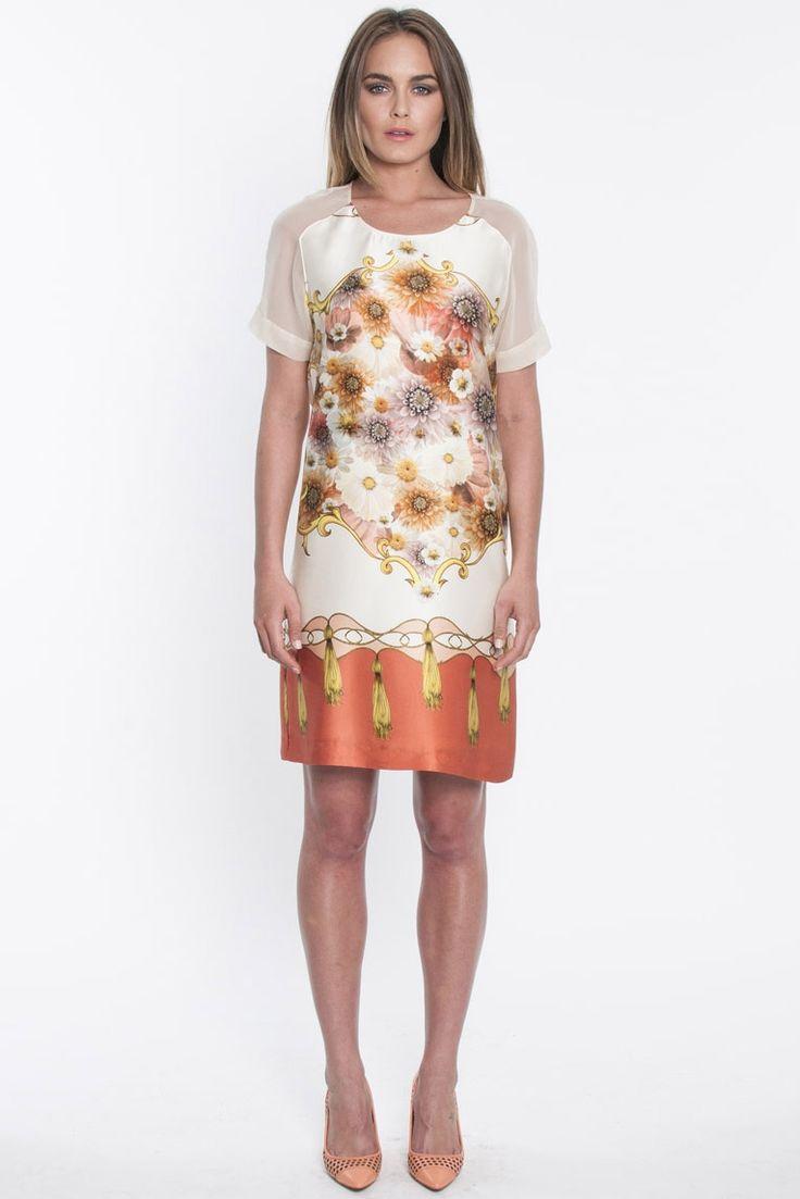SPLIT PERSONALITY Dress - FLOWER POWER TCSUMMER2013 : Trelise Cooper Dresses : Trelise Cooper Online