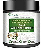 #9: All Natural Coconut Activated Charcoal Teeth Whitening Powder | Higher Efficiency Than Charcoal Teeth Toothpaste, Teeth Strips, Teeth Kits, & Teeth Gels Biggest 40G