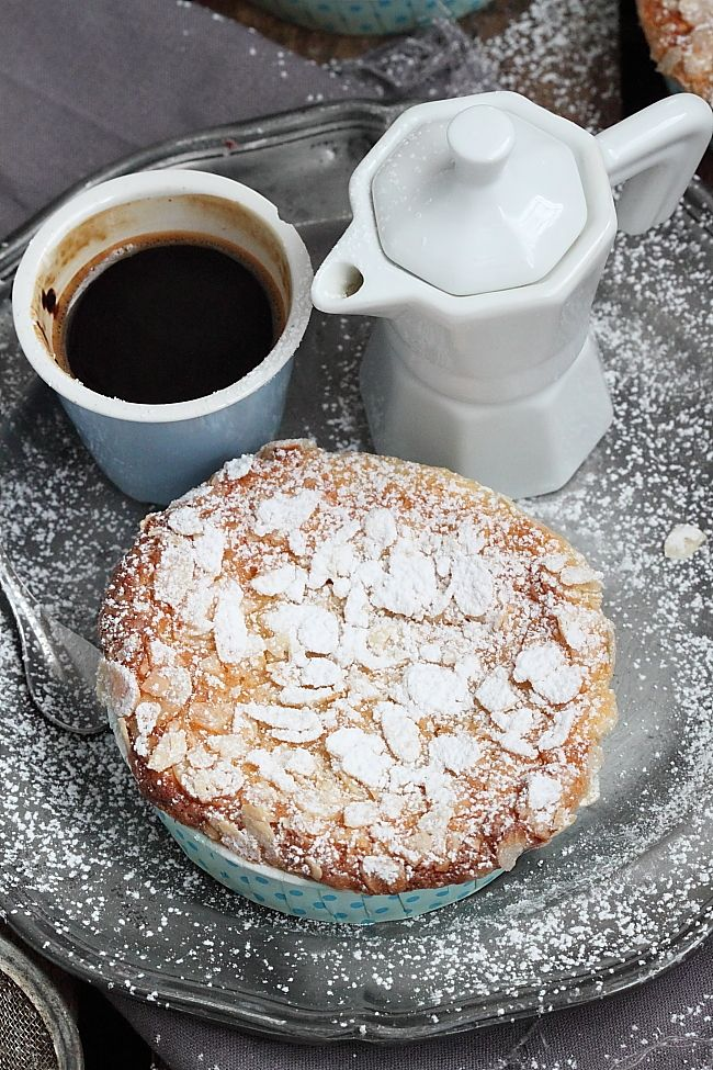 Délices d'Orient: Gâteau italien ricotta et amandes
