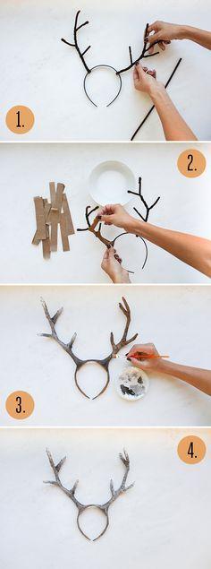 How to make Lauren Conrad's DIY Deer Costume This Halloween | LaurenConrad.com