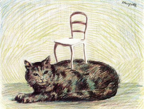 René Magritte, La Vocation on ArtStack #rene-magritte #art