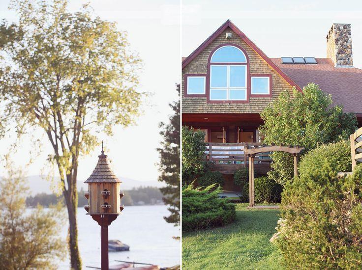 Lake Winnipesaukee Wedding Photography, Brewster Academy, Wolfeboro NH