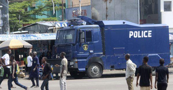 20161219 #RDC Kinshasa revient sur les « quelques incidents » qui ont émaillé la fin du mandat de Kabila