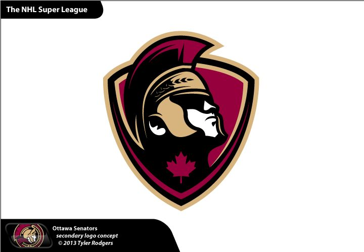Best custom NHL logo concepts you've seen - Page 6 - HFBoards