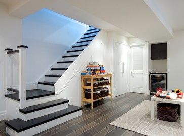 My Houzz: Modern Annex Renovation - contemporary - staircase - toronto - Andrew Snow Photography