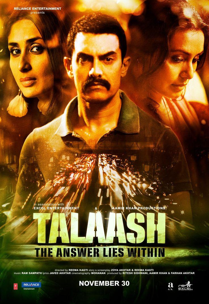Talaash New Theatrical Trailer Hindi movies, Aamir khan