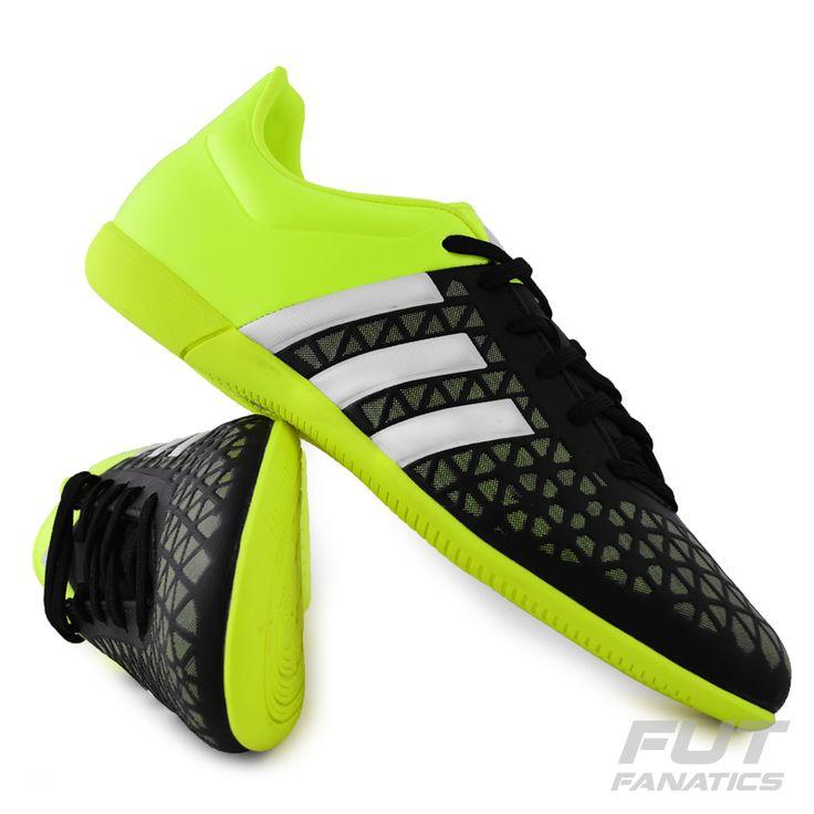 Chuteira Adidas Ace 15.3 IN Futsal Juvenil