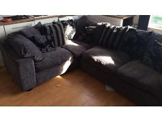 DFS CORNER SOFA and SINGLE CHAIR FOR SALE...... East Dulwich Picture 1