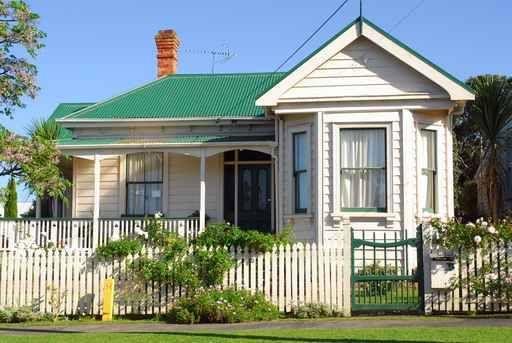 Sam O'Neill's house