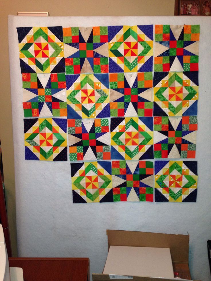 Bonnie Hunter Mystery Quilt In Progress My Quilts And