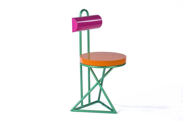 #Cyber #chair, design #AntonioAricò for #altreforme, #Galactica collection, #interior #home #decor #homedecor #furniture #aluminium #woweffect #madeinItaly