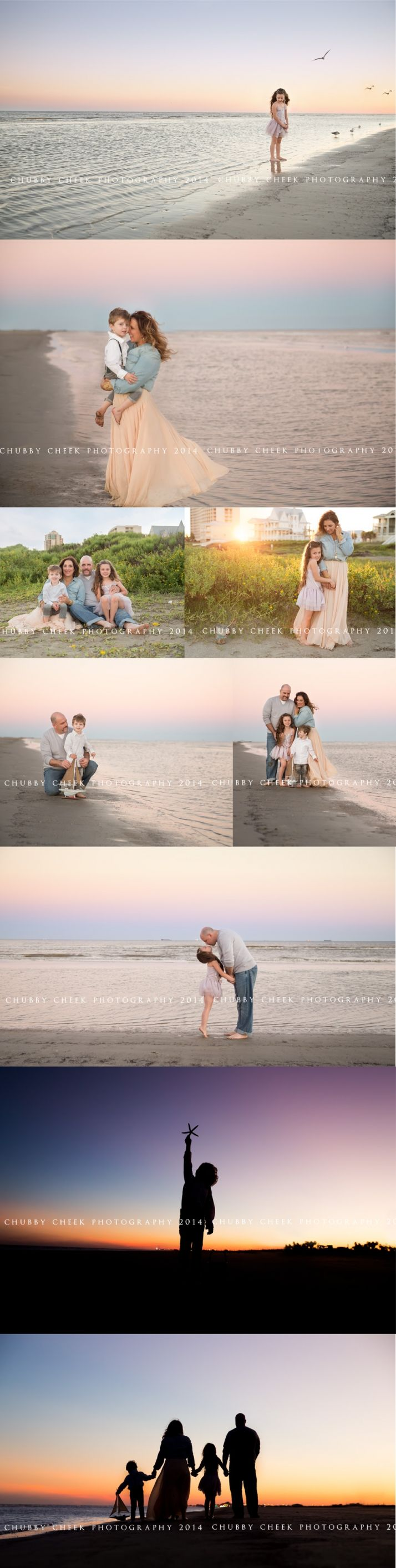 galveston island beach photographer chubby cheek photography