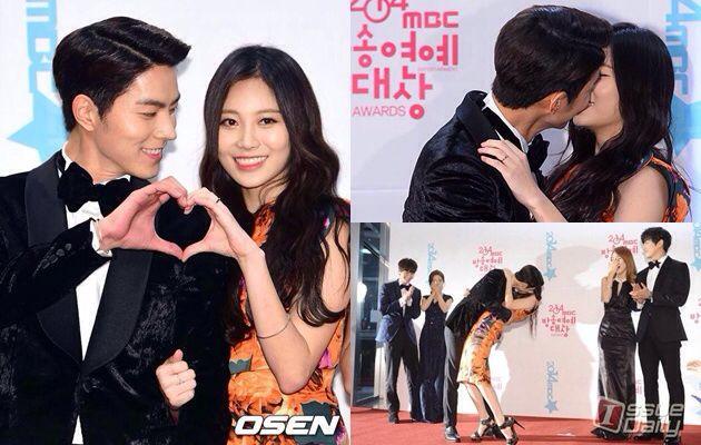 Yura and Jonghyun