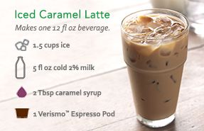Substitute with Keurig cups and do vanilla, too