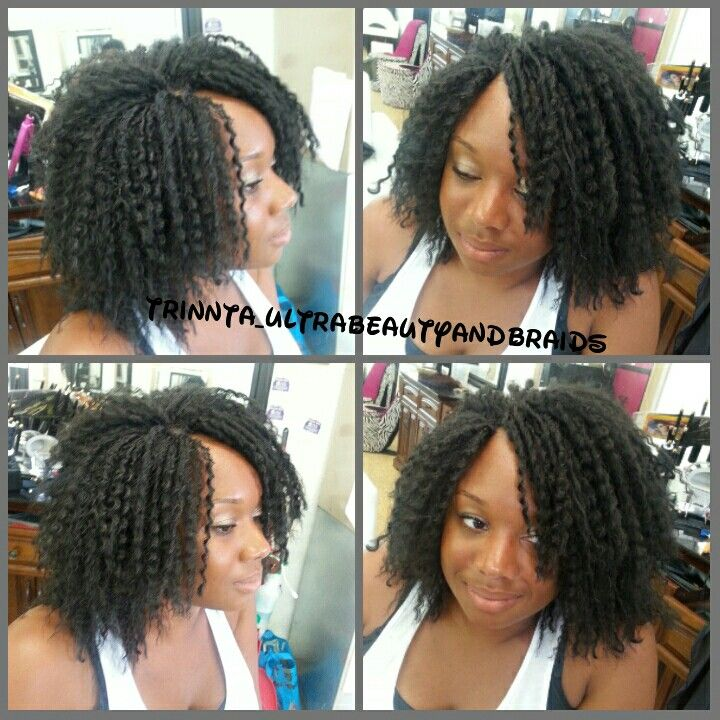 Crochet Box Braids Pinterest : ... Braids on Pinterest Medium box braids, Crochet hair and Crochet