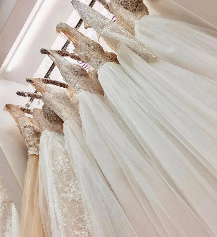 Принцессы, спешим вас обрадовать �������� в наш салон #brngabbiano поступила новая коллекция свадебных платьев ������������в цветах nude, пудра, сливочный, капучино, холодный кофе и не только ! ▫ Присмотрись ☺ где-то здесь платье твоей мечты �� Скорее приезжай �� на примерку в поиске своего неповторимого свадебного платья, которое сделает тебя Богиней ���� Самые модные фасоны ���� пышные, силуэтные, со шлейфами, рыбки-русалки с шикарной вышивкой  только у нас ���� ▫ Каждый день без выходных…