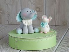 elephant and mouse tutorial beginning