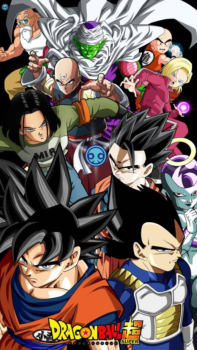 The Strongest Team Ever By Adb3388 Anime Dragon Ball Super Dragon Ball Art Goku Anime Dragon Ball