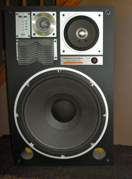 Marantz LS-20, wish I had a pair of these speakers! #vintage #speaker