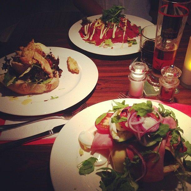 Heerlijk lunchen! #fredendouwe #vriendinnetjes