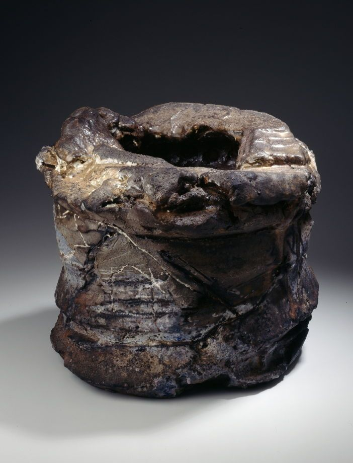Peter Voulkos - abstract expressionist ceramic sculptures