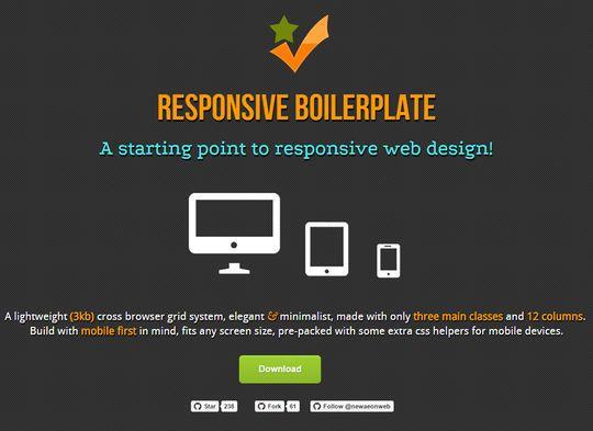 9 Responsive Frameworks For Front-End Design | SmashingApps.com