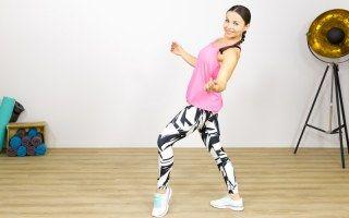 Strafft euren Körper: Aerobic Latin Dance Workout für Anfänger - Ihr wollt abnehmen und dabei euren Bauch, euren Po und eure Beine straffen? Mit diesem Aerobic Latin Dance Workout schafft ihr den perfekten Einstieg. Bringt euch in Schwung...