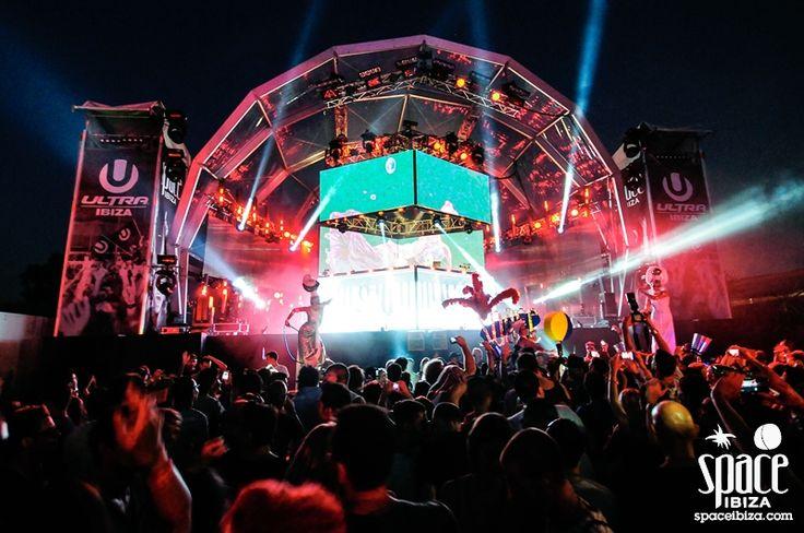 Club Space, Ibiza - Spain