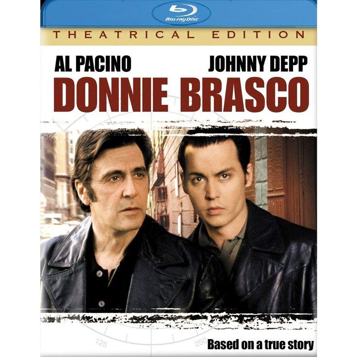 Donnie Brasco (Blu-ray), Movies