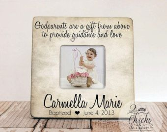 1000 ideer om godparent gifts p pinterest godparent gift personalized christening by 2chicksandabasket negle Gallery