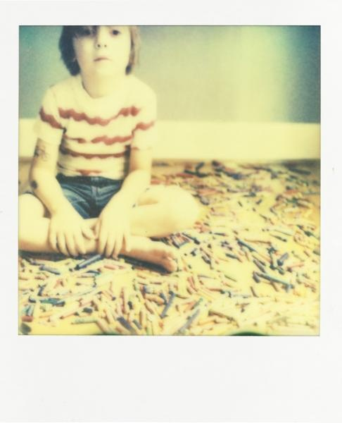 beautiful photography using instant film