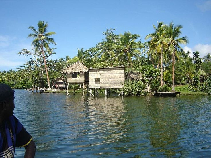 Dreams of living on Solomon island at this beautiful place with a pool, deep-water dock in just $30 per night..