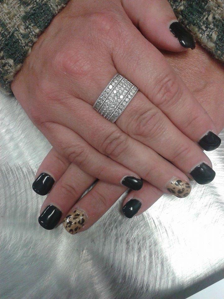 Gel Nails Regina - Nail Art Regina - Blue Tangerine Salon - Regina, SK  - Canada - (306)586-4540