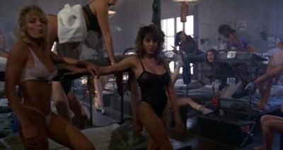 Reform School Girls 1986 Full Movie | In prison, the inmates struggled to keep their lingerie clean