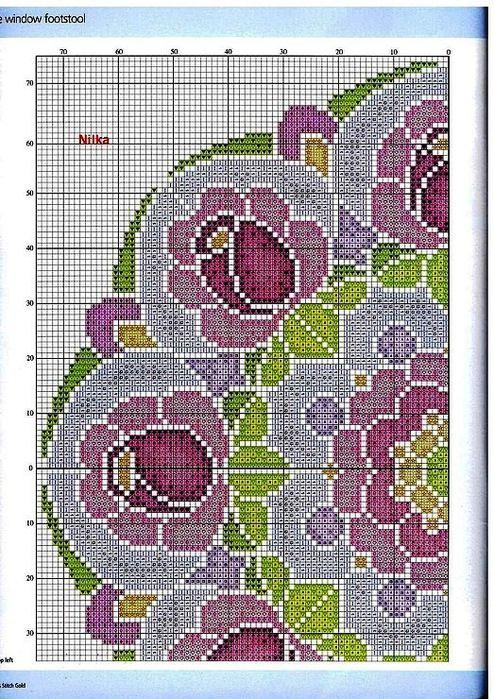 باترون ايتامين مميز جدا اعجبنى ان شاء الله يعجبكم انتو كمان   i liked this pattern very much , i hope you like it too
