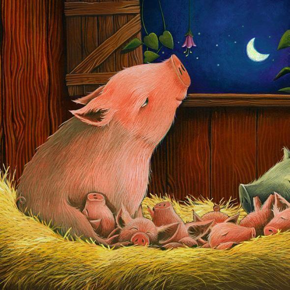 pig - Carolina Farias
