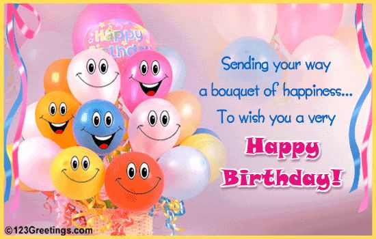 Happy Birthday Wishes for Friend | ... friend/ family/ loved ones on his/ her birthday and make them smile